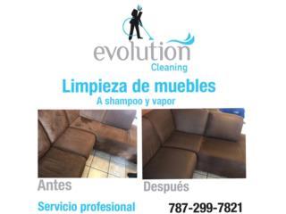 EVOLUTION CLEANING INC. - Mantenimiento Puerto Rico