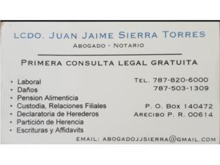 Consulta Legal Gratis Abogado  - Orientacion Puerto Rico