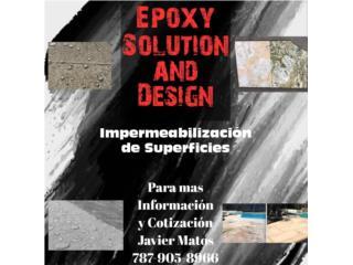 Epoxy Solution and Design - Mantenimiento Puerto Rico