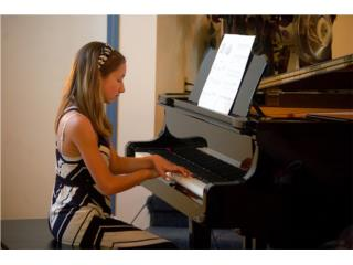 Alba Piano Class - Clases - Cursos Puerto Rico
