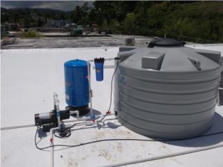 Puerto Rico Water - Instalacion Puerto Rico