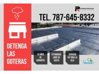 POWER ROOFING SOLUTIONS - Instalacion Puerto Rico