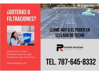 POWER ROOFING SOLUTIONS - Reparacion Puerto Rico