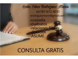 Licenciada Edna Rodriguez Marin - Orientacion Puerto Rico