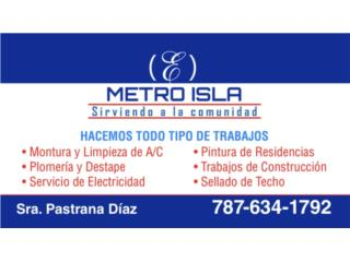 Metro&sla - Reparacion Puerto Rico