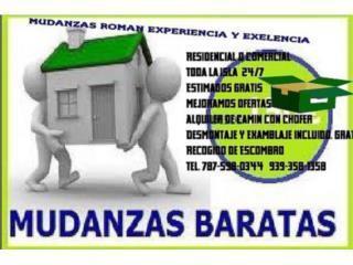 Mudanza Roman - Orientacion Puerto Rico