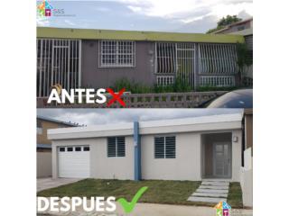 S&S Property Services - Construccion Puerto Rico