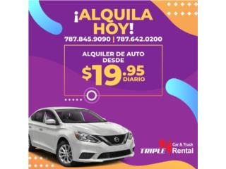 TRIPLE N MOTOR AND CAR RENTAL - Alquiler Puerto Rico