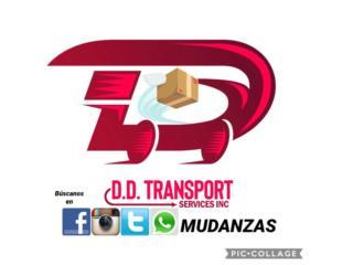 D.D Transport Service - Orientacion Puerto Rico