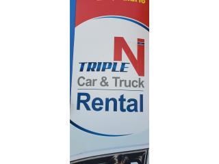 TRIPLE N MOTOR AND CAR RENTAL - Alquiler Puerto Rico