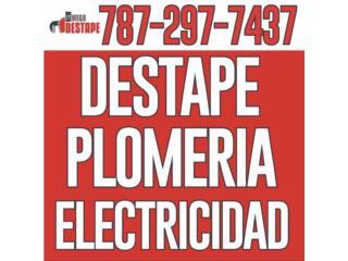 NEW MEGA DESTAPE PLUMBING & ELECTRICAL SERVICIO - Instalacion Puerto Rico