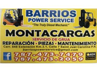Barrios Power Service - Reparacion Puerto Rico