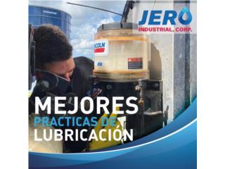 JERO Industrial - Mantenimiento Puerto Rico