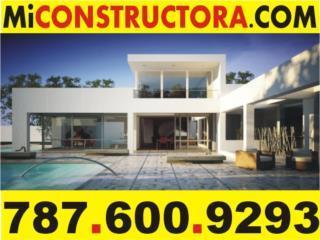 www.Miconstructora.com - Construccion Puerto Rico