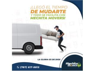 MUDANZAS MECHITA PR 787-617-8815, Mechita Movers