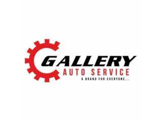 GALLERY AUTO SERVICES - Mantenimiento Puerto Rico