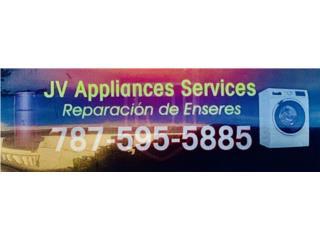 JV APPLIANCE SERVISE - Reparacion Puerto Rico