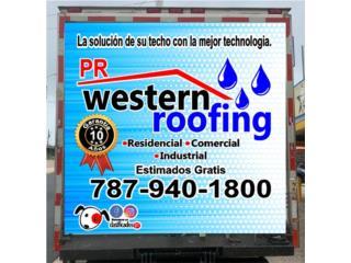 PR Western Roofing - Mantenimiento Puerto Rico