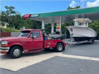 B & M Towing - Alquiler Puerto Rico