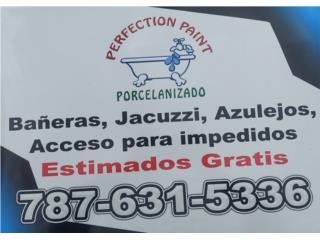 Perfection Paint PR - Reparacion Puerto Rico
