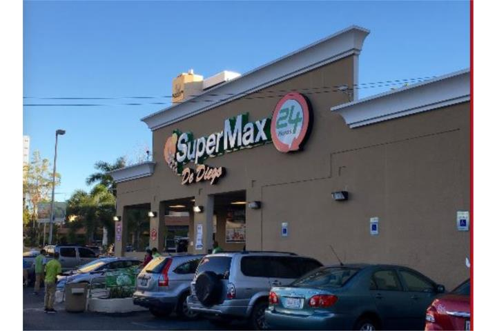 Supermax De Diego Condado. Supermarkets, San Juan - Condado-Miramar