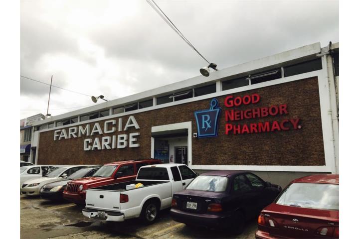 Farmacia Caribe11. Pharmacy, Río Grande