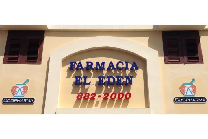 FARMACIA EL EDEN. Pharmacy, Aguadilla