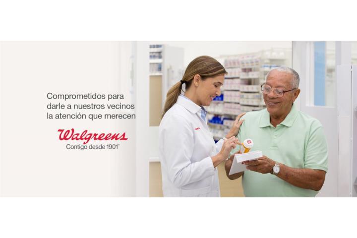 Walgreens . Pharmacy, Cayey