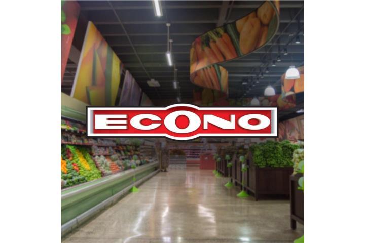 Supermercado Econo Cayey. Supermarkets, Cayey
