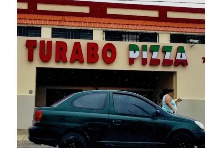 TURABO PIZZA. Pizza, Caguas