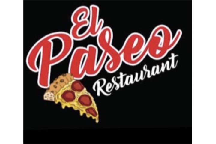 El paseo Restaurant . Pizza, Vega Alta