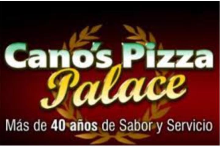 Canos Pizza Palace. Pizza, Toa Baja - Levittown