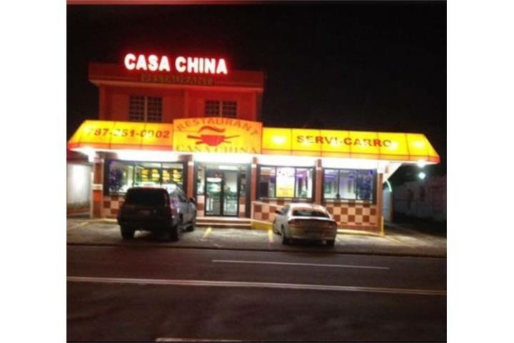 Casa China Restaurant. Oriental, Bayamón