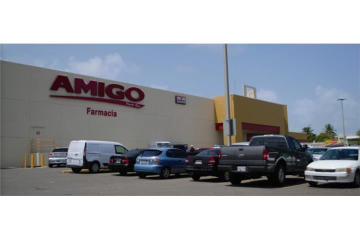 Supermercado Amigo. Supermarkets, Luquillo