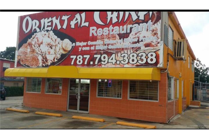 Oriental China Restaurant. Oriental, Toa Baja