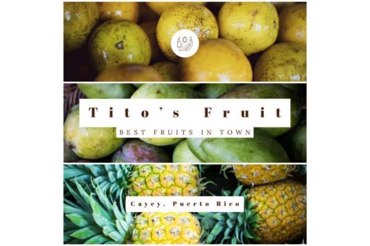 Tito's Fruits Inc.. Supermarkets, Cayey
