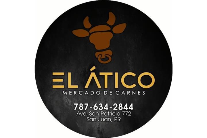 El Ático Mercado de Carnes. Steaks, San Juan
