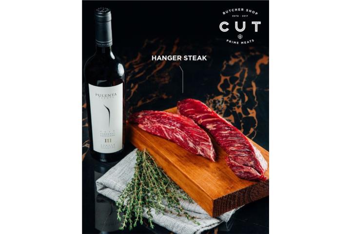 CUT Butcher Shop. Steaks, San Juan
