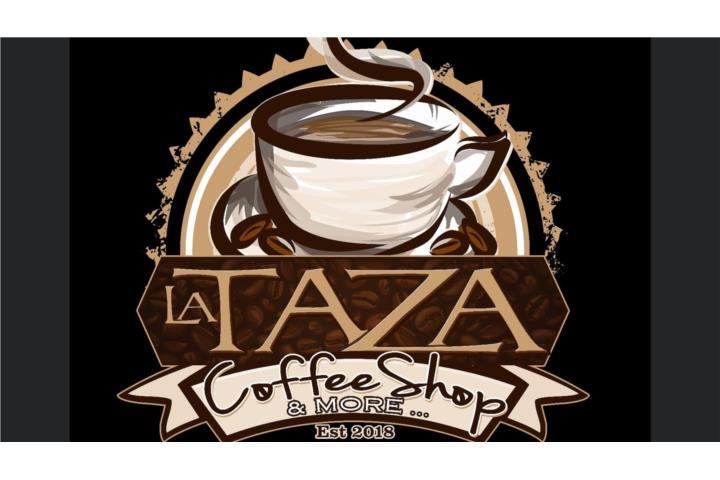 La Taza Coffe Shop & More. Coffee Shop, Naranjito