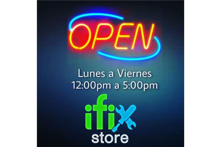 Ifix Store. Mobile Telephony, Bayamón
