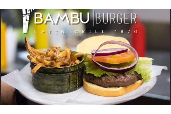 Bambú Burger. Steaks, Vega Baja