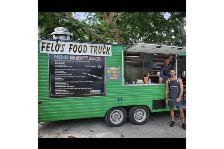 Felo's Food Truck . Coffee Shop, Vega Baja
