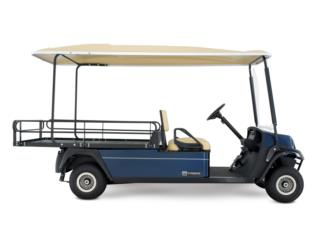 EZGO shuttle 2, Carritos de Golf Puerto Rico