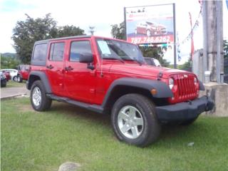WRANGLER SPORT UNLIMITED 4X4 2014, Jeep Puerto Rico