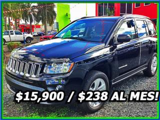 COMPASS SPORT, Jeep Puerto Rico