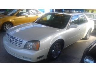 CADILLAC CTS 2000, Cadillac Puerto Rico