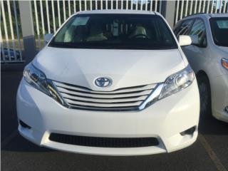 TOYOTA SIENNA LE 2014 TOUCH SCREEN, BLUETOOTH, Toyota Puerto Rico
