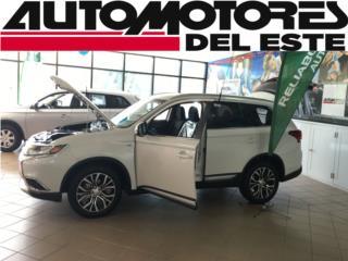 Outlander 2016 GT V6 AWD Shift Tronic, Mitsubishi Puerto Rico