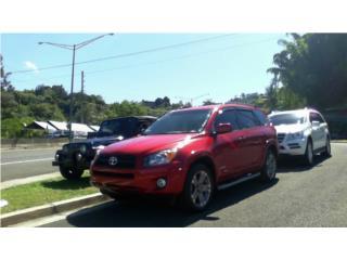 TOYOTA RAV4, Toyota Puerto Rico
