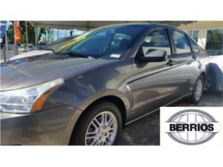 2010 FORD FOCUS SE - GRIS, Ford Puerto Rico